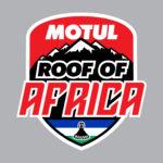 Motul Roof of Africa Logo