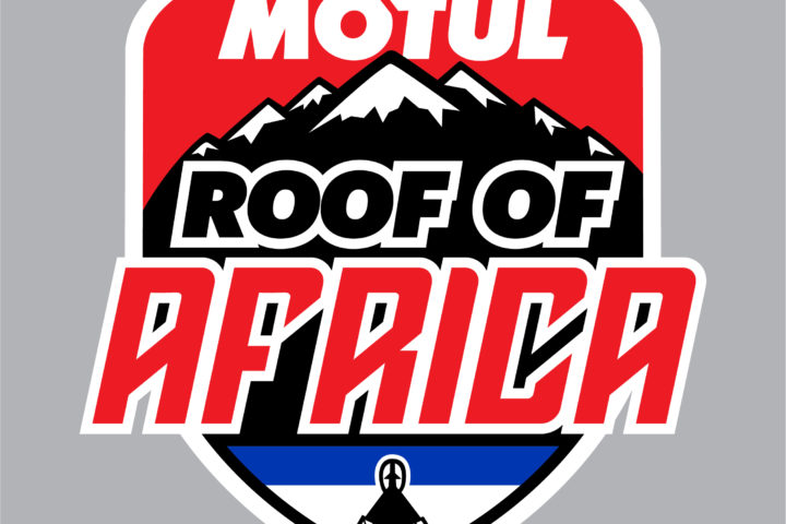 Motul Roof of Africa Logo